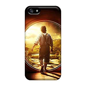 For Iphone 5/5s Tpu Phone Case Cover(the Hobbit)
