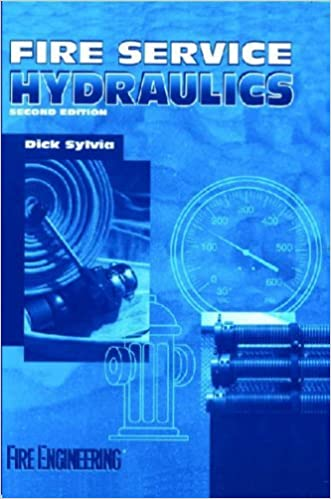 Fire Service Hydraulics 2nd Second Edition James F Ed