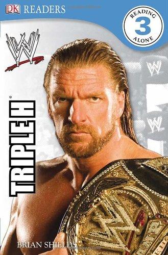 WWE Triple H (DK READERS) by Brady Games (Image #2)