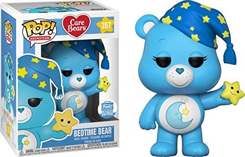 Funko Pop Care Bears Bedtime Bear Exclusive Vinyl Figure