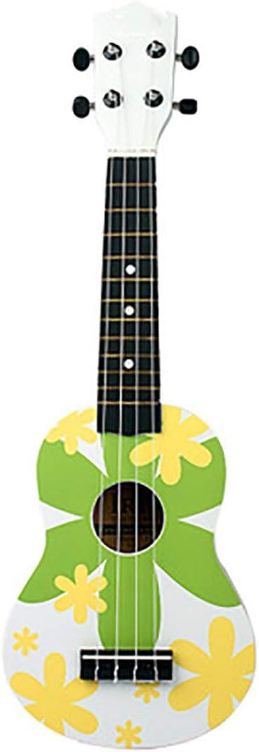 21 Pulgadas Soprano Ukulele Culo Madera Nylon 4 Cuerdas Guitarra ...