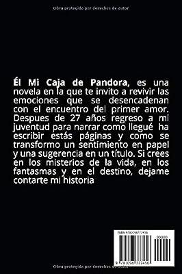 Él Mi Caja de Pandora: Amazon.es: Machillanda Serra, Mónica del ...