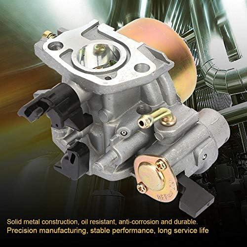 Carburatore resistente allolio adatto per mini timone 168F//170F potenza: 2,5KW anticorrosione modello di potenza applicabile: 168F//170F sostituzione ideale per carburatore difettoso o vecchio