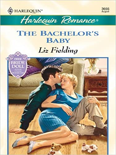 The Bachelor's Baby by Liz Fielding