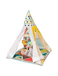 Infantino Go GaGa Infant Teepee Activity Gym BOBEBE Online Baby Store From New York to Miami and Los Angeles