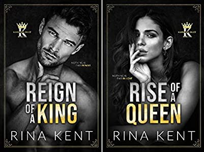 Rise of a Queen: A Dark Billionaire Romance (Kingdom Duet Book 2) - Kindle  edition by Kent, Rina. Romance Kindle eBooks @ Amazon.com.