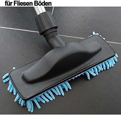 Staubsaugerdüsen Saugrohr Paket Mikrofaser Mop kompatibel für Miele S 8320 S8320