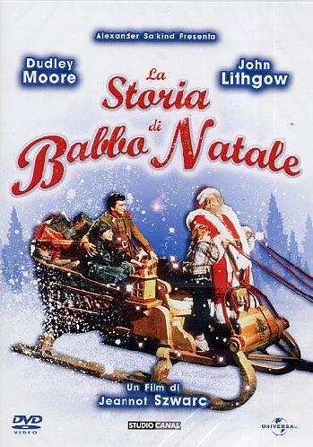La Storia Vera Di Babbo Natale.La Storia Di Babbo Natale Santa Claus Amazon It Dudley Moore