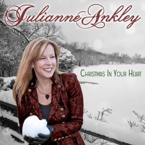 Christmas in your heart single release by julianne