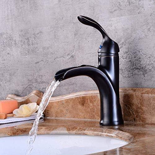 ZT-TTHG タップアンティーク真鍮の蛇口つや消しニッケル浴室の蛇口黒とクローム盆地タップ