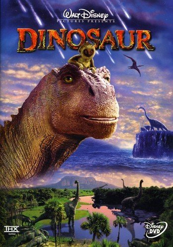 Animated Halloween Movies 2000 (Dinosaur)