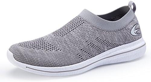 Women's Slip-On Sneaker Mesh Loafer Casual Beach Street Sports Walking Shoes