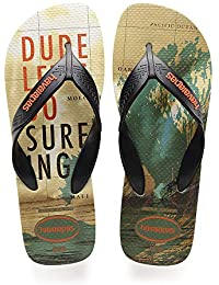 Chinelo Havaianas Surf - Bege - 41/42