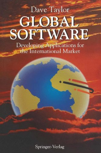 Global Software: Developing Applications for the International Market by Springer