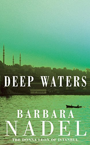 book cover of Deep Waters