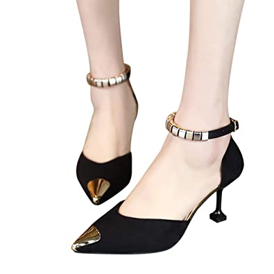 5e2d662ccb0 SamMoSon 2019 Women s Summer high Heel Sandals