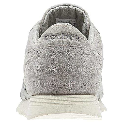 Grey Stark Grey Reebok Nylon Mens CL As Cha Sneaker Skull EY8S0Yqw