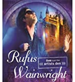 Rufus Wainwright: Live From The Artist's Den [DVD]