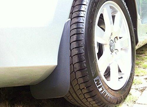 Rear & Front Car accessory Mudguard Mud Flaps Splash Guard Black 4PCS Fit For SKODA OCTAVIA 2007 2008 2009 2010 2011 2012 2013 2014