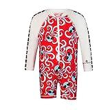 Baby Boy One Piece UPF50+ Swim Sunsuit Long Sleeve