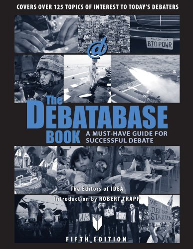 The Debatabase Book - 5th Edition