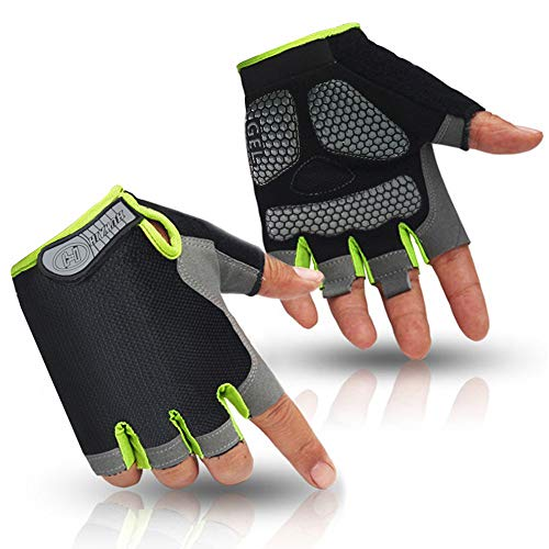 HuwaiH Cycling Gloves Men'sWomen's