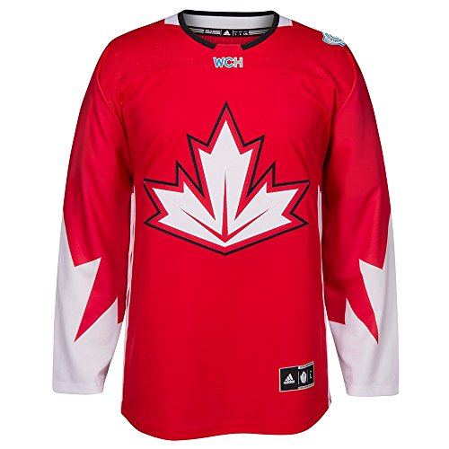 adidas Team Canada 2016 World Cup of Hockey Men's Premier Red -