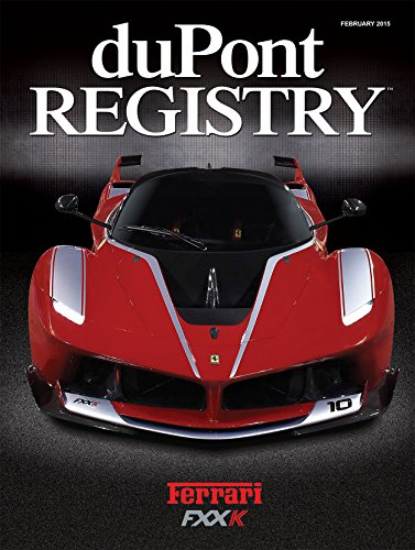 duPont REGISTRY Autos February 2015 (Motor Trend February 2015)