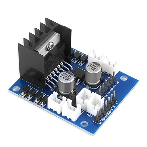 OSOYOO Model-X Motor Driver Module Shield Expansion Development Board for Arduino DIY Smart Car Robot Mega UNO by OSOYOO