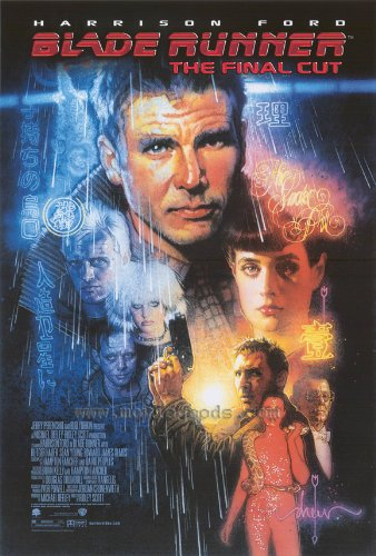 Blade Runner Final Poster MasterPoster product image