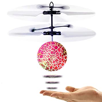 Drones Hover Ball, Flying Ball Juguetes para niños Juguetes para ...
