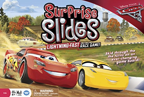 Cars 3 Surprise Slides (Cars Game)