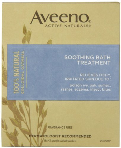AVEENO Soothing Bath Treatment 8 packs - 8