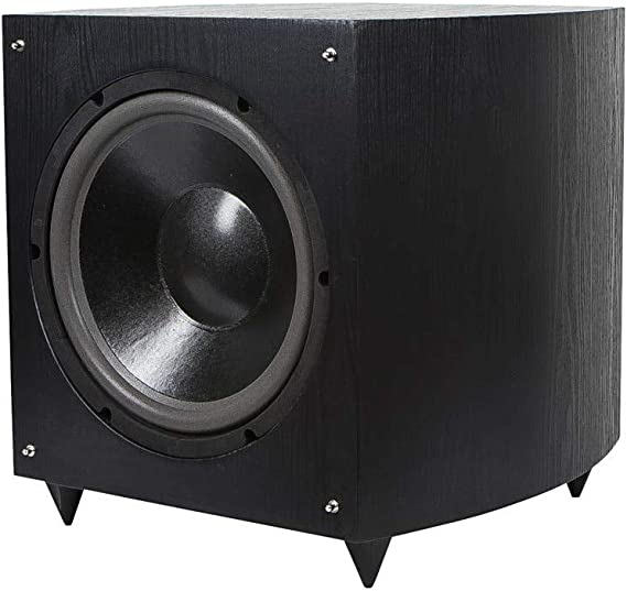 Monoprice 12 Inch 150 Watt Powered Subwoofer