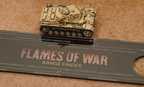 Amazon Flames Of War 4th Edition Range Finder At008 Toys Games