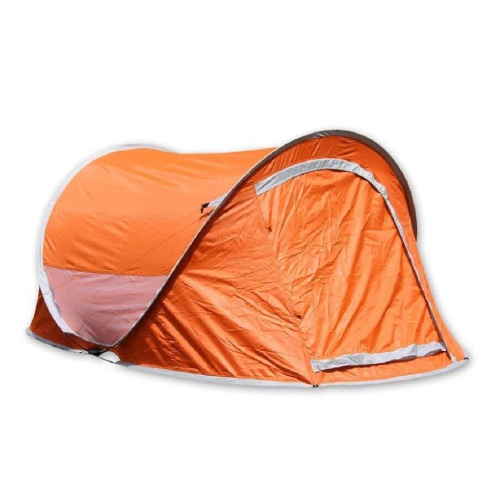 GZZ Guo Outdoor-Produkte Outdoor-Camping-Zelte, Doppelzelte, Geeignet für Klettern, Abenteuer, Regen, Glasfaser-Stangen Solide und langlebige Zelte