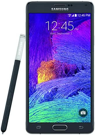 Samsung Galaxy Note 4, Charcoal Black 32GB (Verizon Wireless)