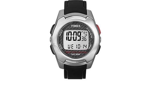 b64b1807d369 GENUINE TIMEX Watch HRM HEALTH TOUCH Male - T5K470  Timex  Amazon.es   Relojes