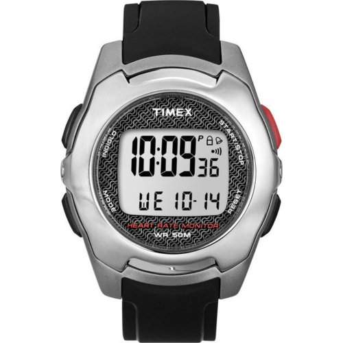 Timex Full-Size T5K470 Health Touch Heart Rate Monitor ()