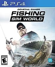 Fishing Sim World - PlayStation 4