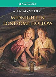 Midnight in Lonesome Hollow: A Kit Mystery (American Girl Mysteries)