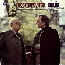 Cello Concerto & Saint-Saens / Cello Concerto No 1 (Vinyl)