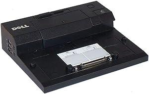 UpBright Advanced Port Replicator Docking Station Compatible with Dell PR03X PRO3X USB 3.0 E-Port II Plus Cp103 430-3113 PW380 K07A Latitude E-Series Precision CPGHK 331-6307 - No AC Adapter