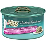 Purina Fancy Feast Medleys White Meat Chicken Florentine Cat Food 85g Can