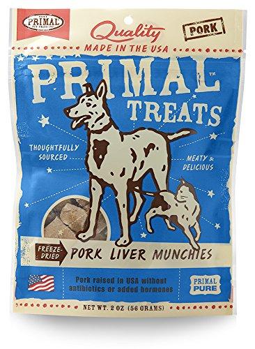 (Primal Pork Liver Munchies)