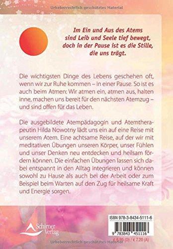 Heilsames Atmen: Das Wunder der Atmung spürbar erleben: Amazon.de ...