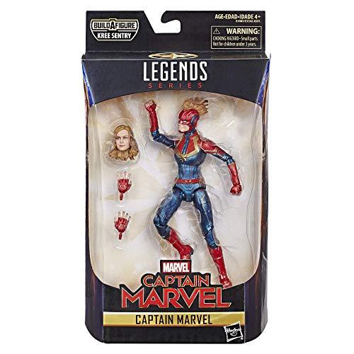 51qNkNtNwAL - Captain Marvel Figure