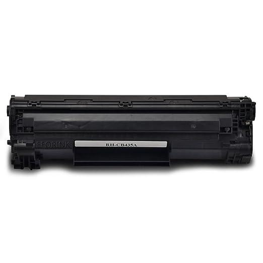 EFORINK - CE285A/CB435A Cartucho de Tóner Láser para Impresora HP ...