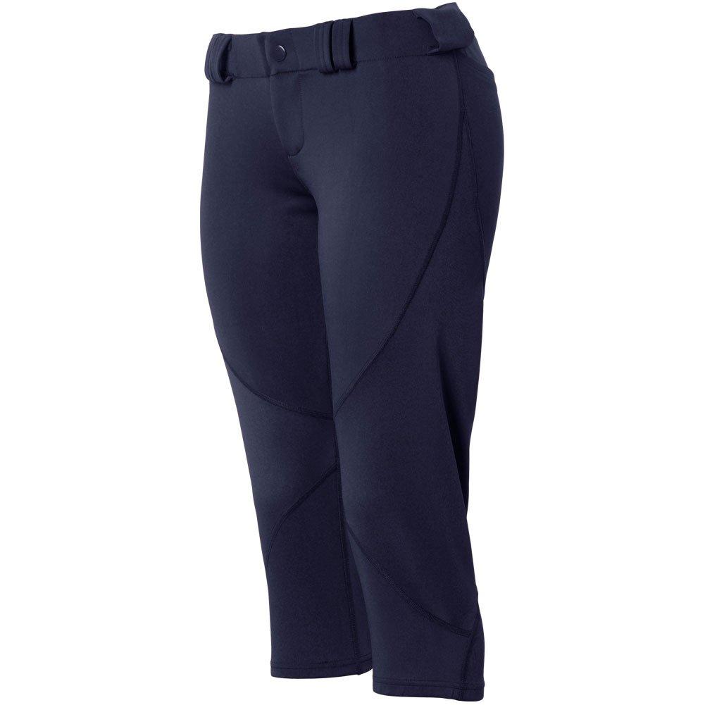 (3N2) 3N2 レディース ニューフィット 3/4丈 ニッカーズ パンツ ベルトループ付き B00NP5ZACA XX-Large|ネイビー/ブルー ネイビー/ブルー XX-Large