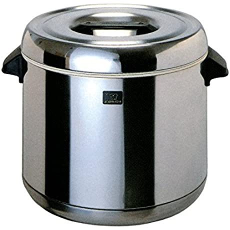 Zojirushi RDS 600 6 Liter Thermal Rice Warmer Stainless Steel